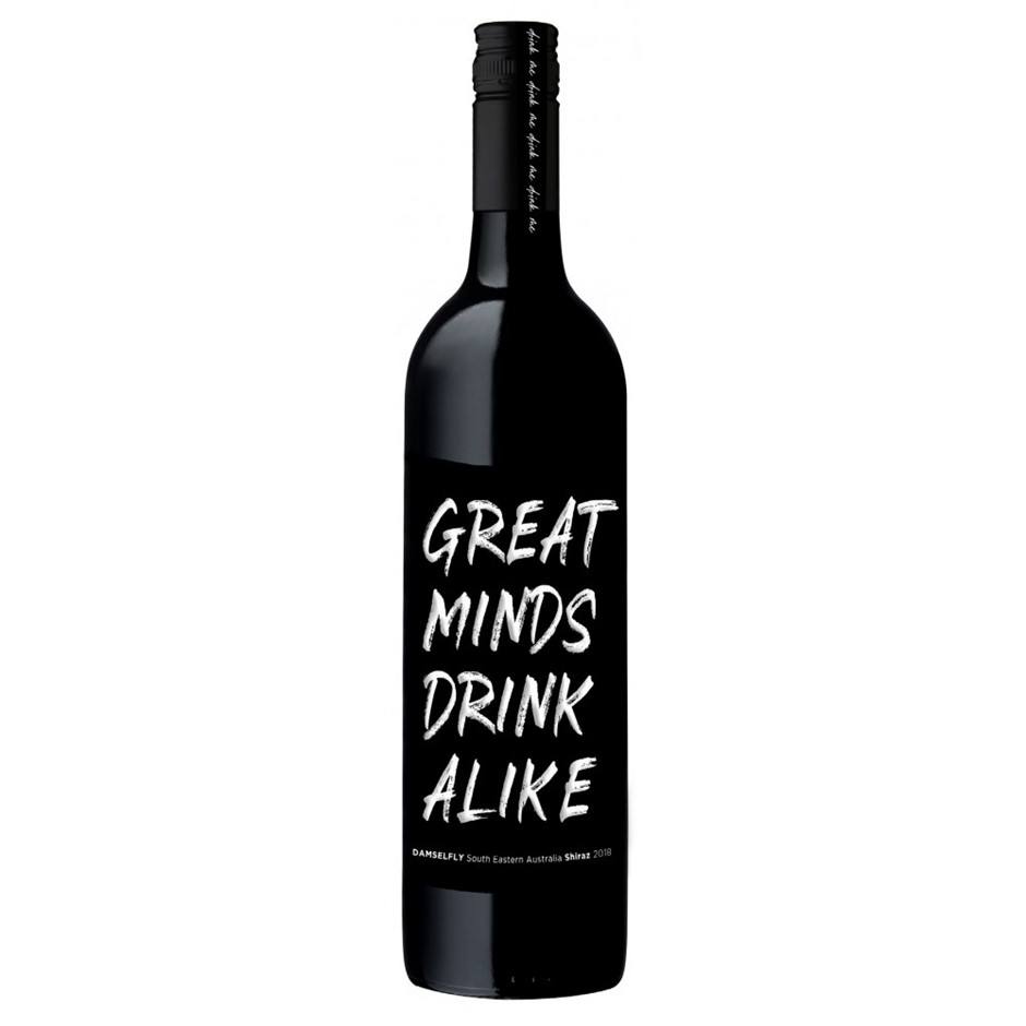 Great Mind Shiraz 2018 (12x 750mL), South Australia.