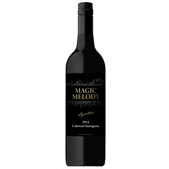Magic Melody Cabernet Sauvignon 2014 (12x 750mL), Coonawarra.