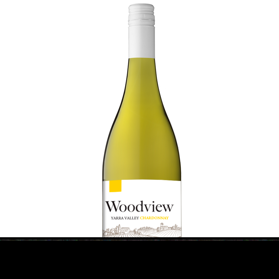 Woodview Chardonnay 2016 (12x 750mL), Yarra Valley.
