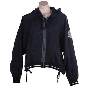 DKNY Women`s Windbreaker Jacket, Size M,