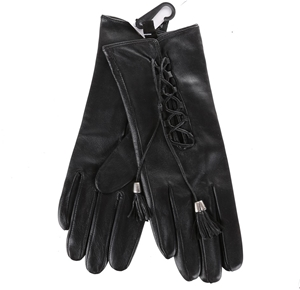 2 x CONDURA Ladies Leather Gloves with L