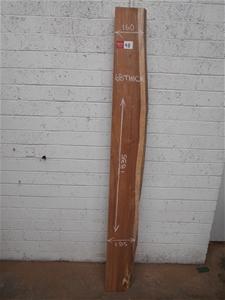 Timber Slab - Australian Blackwood