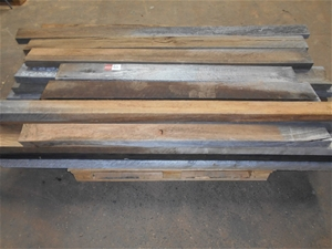 Recycled Hardwood Pallet Lot - Mixed Spe