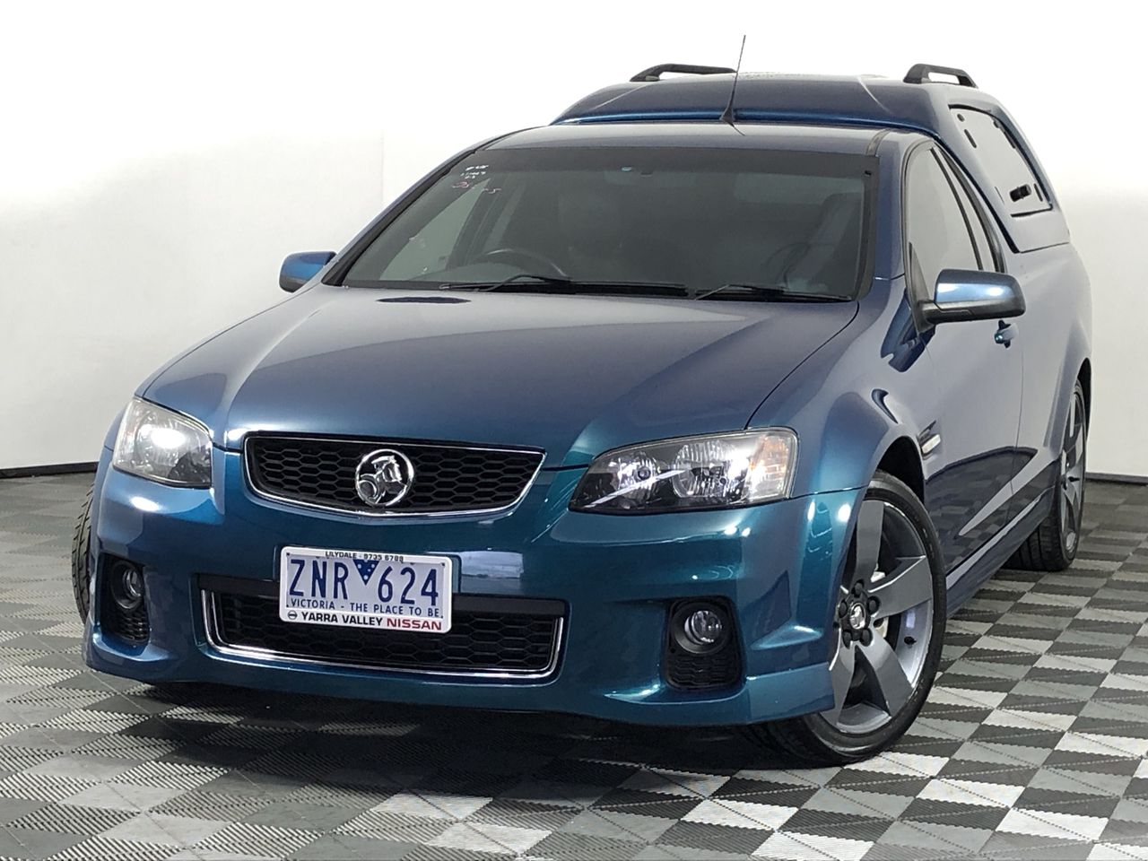 2012 Holden Ute SV6 Z-SERIES VE II Automatic Ute