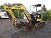 2014 Yanmar Vio 35-6 Excavator