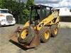 2009 Caterpillar 232B2 Skid Steer Loader