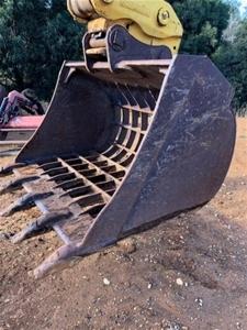 Sorting/Shaker bucket. NGE built- 1620mm