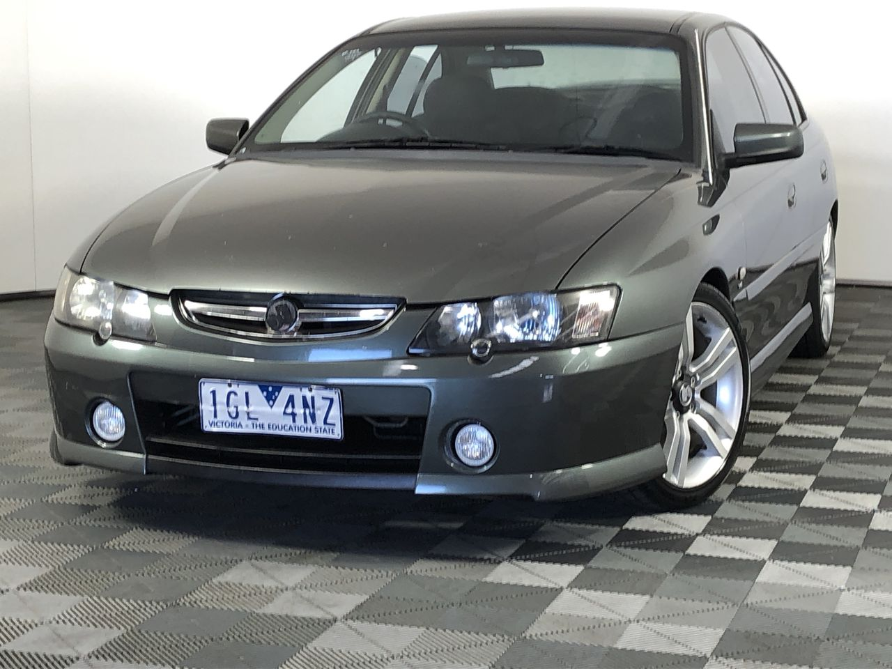 2003 Holden Commodore Executive Y Series Automatic Sedan