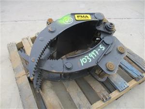 FMA 3.5T Hydraulic Grab