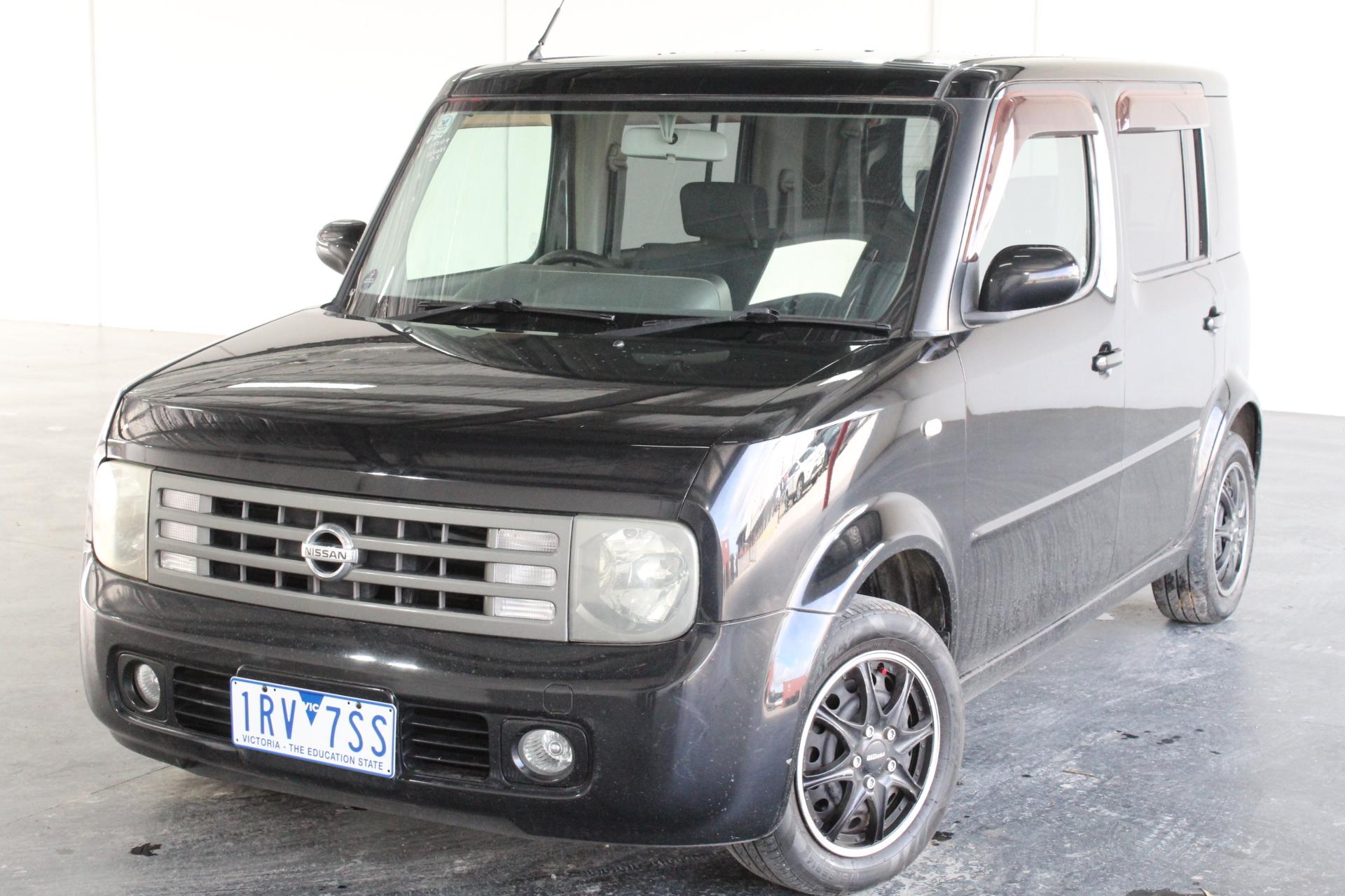 2003 Nissan Cube Automatic 7 Seats Van