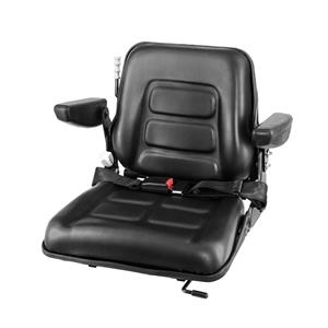 Giantz Tractor Seat with Armrest Forklif