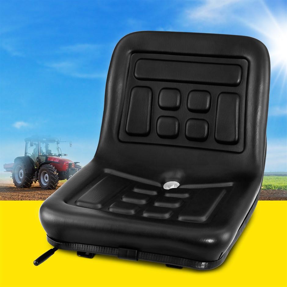 Giantz Tractor Seat Forklift Excavator Bulldozer Universal Truck Chair