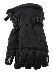 HEAD Junior Ski Gloves, Size M (Ages 6-1
