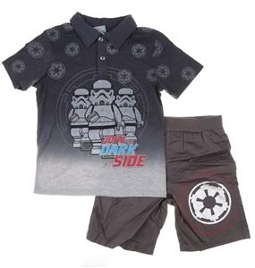 2 x LEGO Boy`s 2pc Star Wars Clothing Se