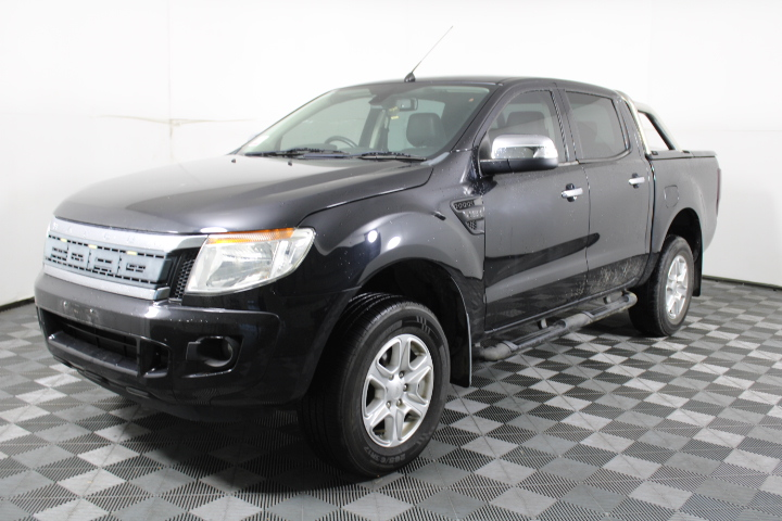 2013 Ford PX Ranger XLT 4X4 (leather pack) T/Diesel Auto Dual Cab