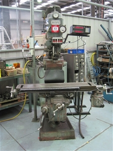 Pacific Milling Machine Pacific Ft 2 Auction 0072