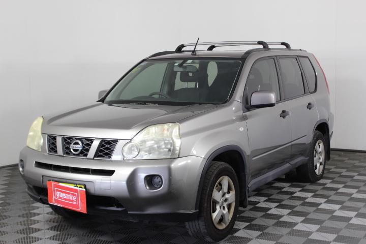 2008 Nissan X-Trail ST (4x4) T31 Manual Wagon