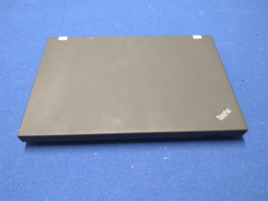 Lenovo ThinkPad T510 Notebook Intel Core i5 CPU M 540 @ 2.53GHz,