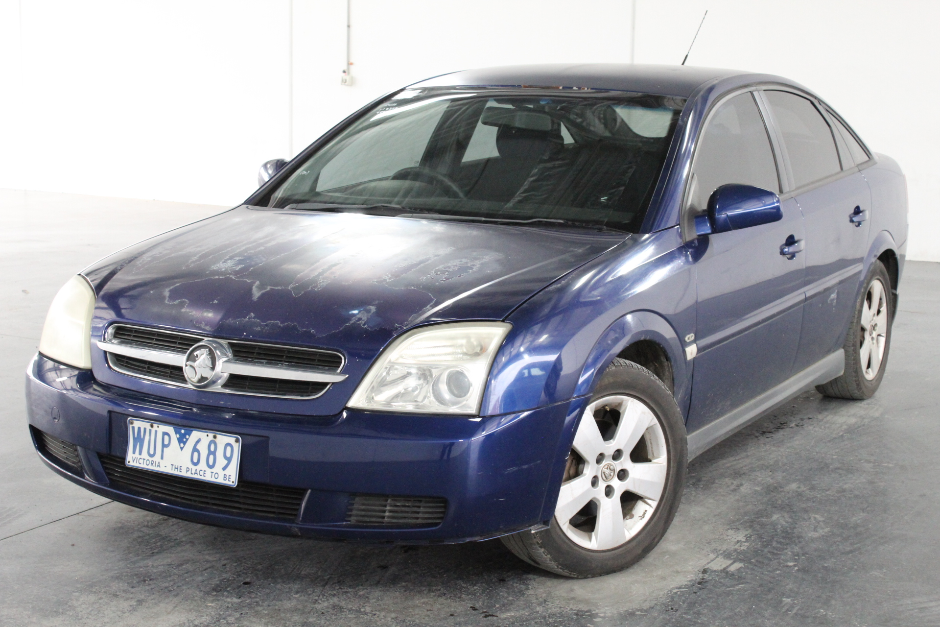 2005 Holden Vectra CD ZC Automatic Hatchback