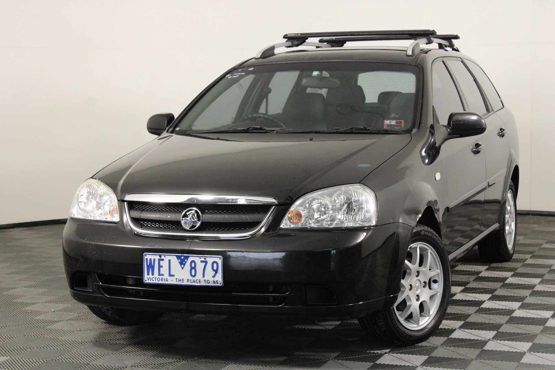 2007 Holden Viva JF Automatic Wagon