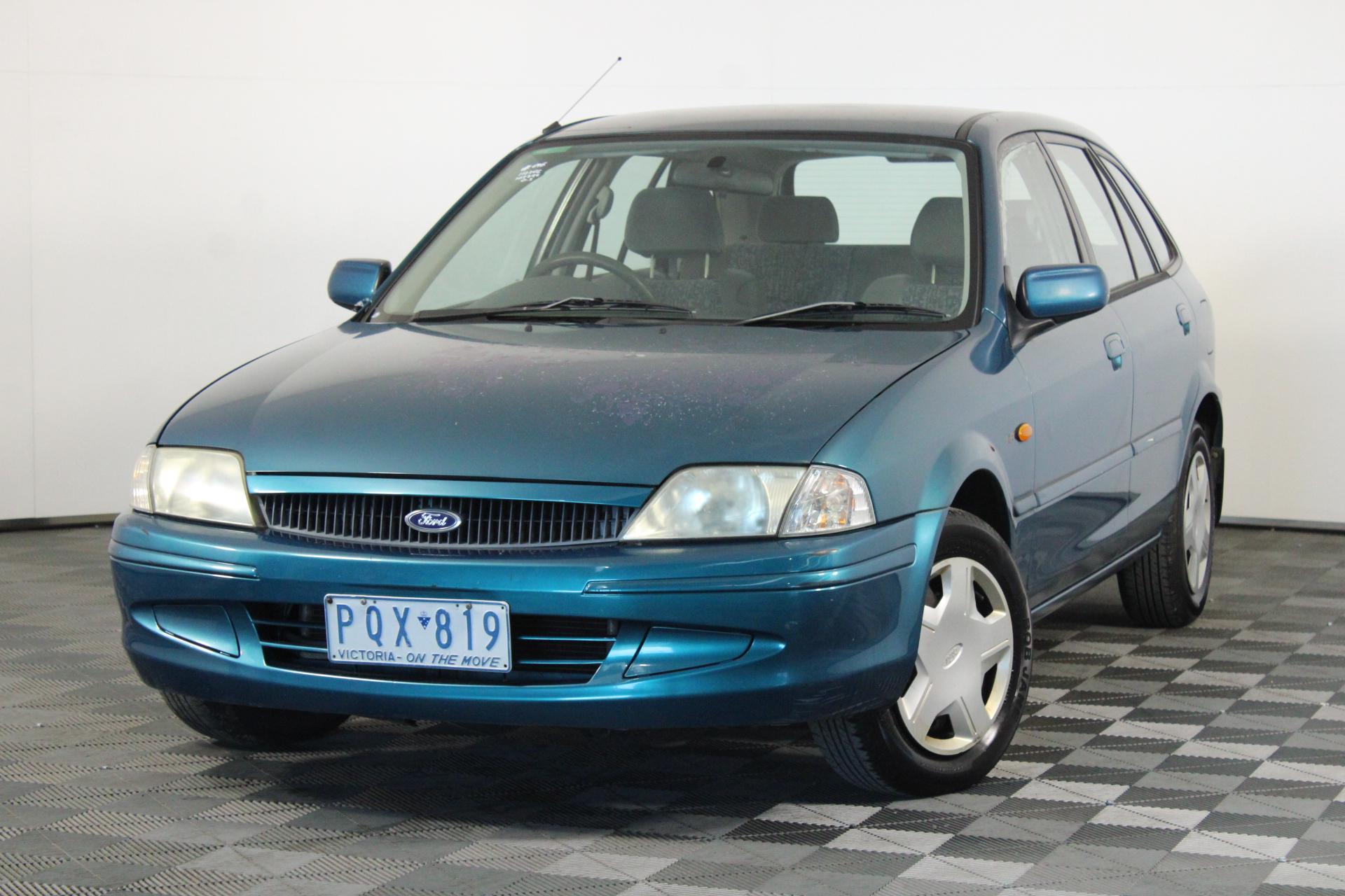 1999 Ford Laser GLXI KN Manual Hatchback