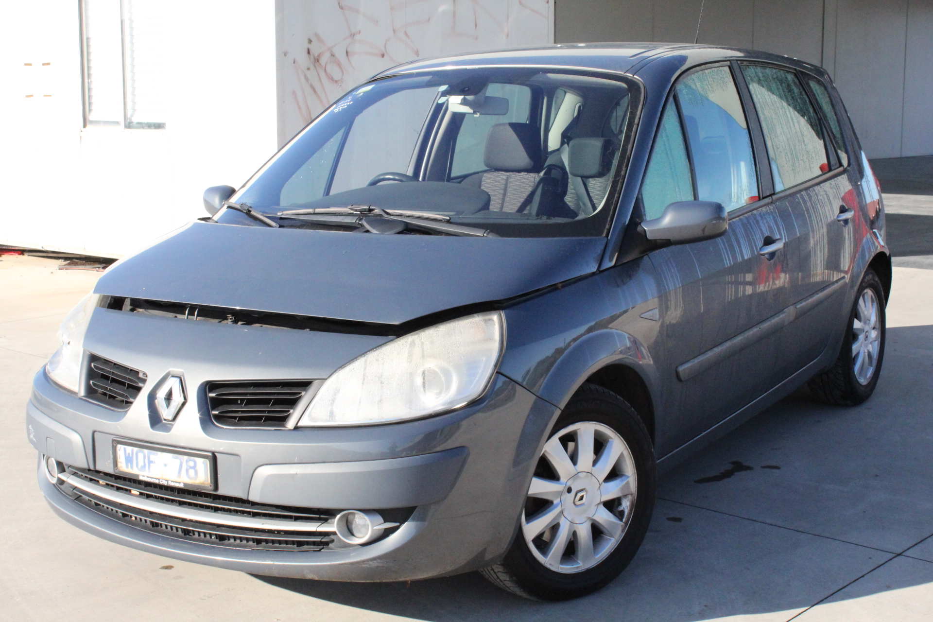 2008 Renault Scenic II Dynamique Automatic Wagon