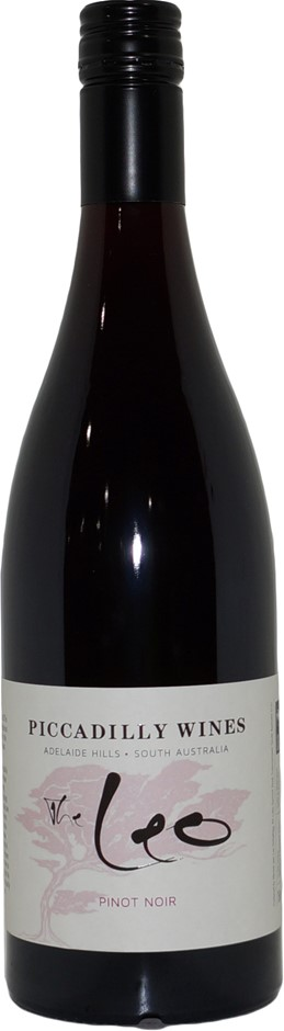Piccadilly Wines The Leo Pinot Noir 2017 (6x 750mL), Adelaide Hills.