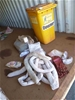 240L Wheelie Bin of Oil & Fuel Spill Kit
