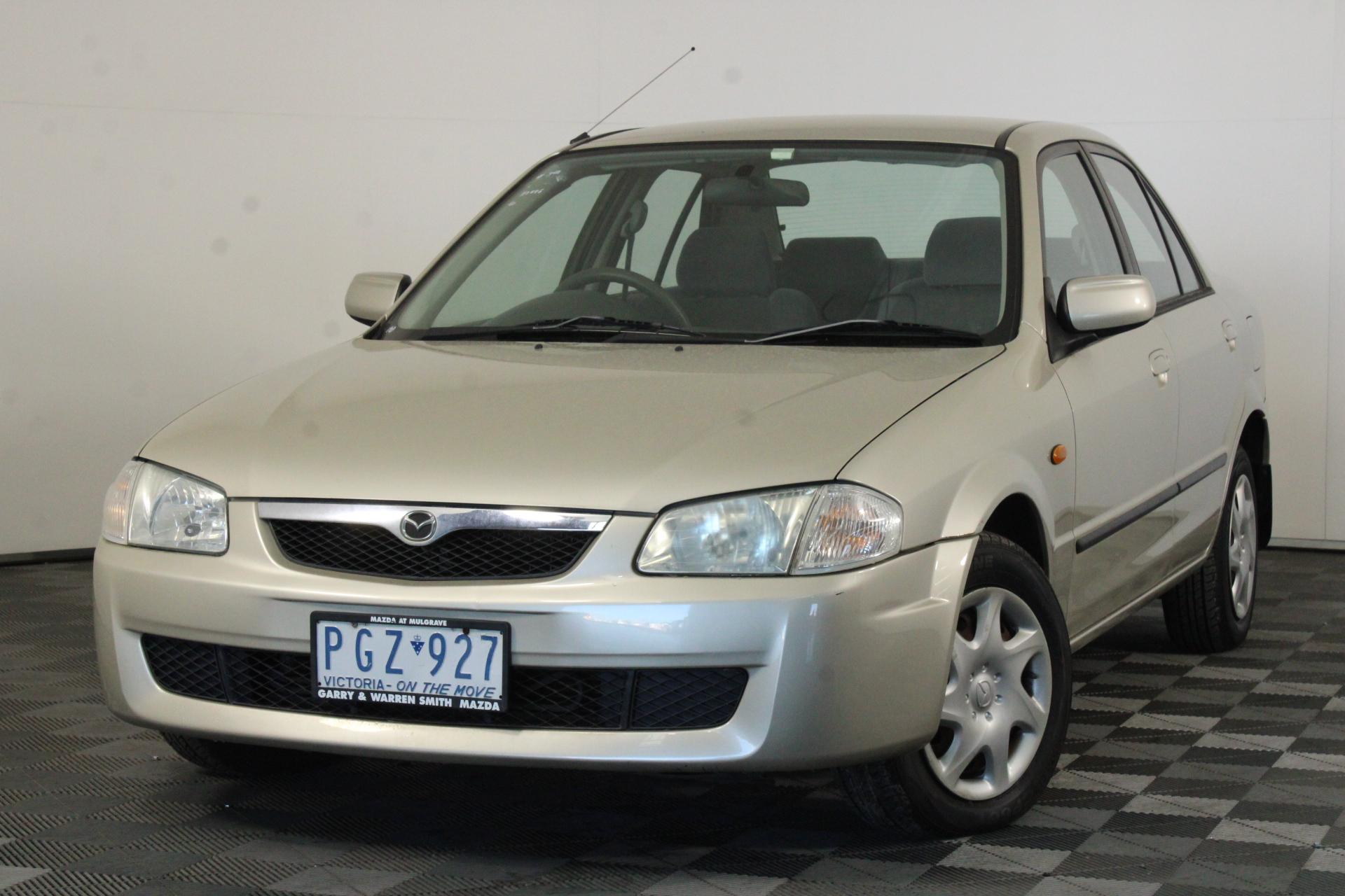 1998 Mazda 323 Protege BJ Automatic Sedan