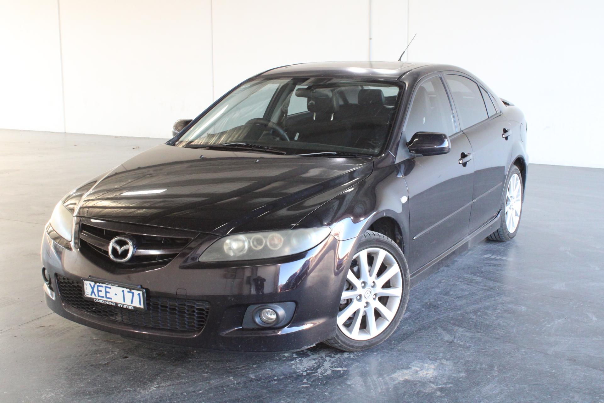 2006 Mazda 6 Luxury Sports GG Automatic Hatchback