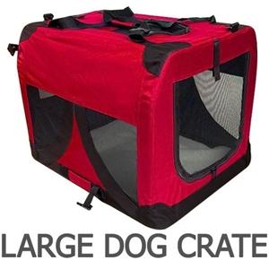 i.Pet Large Portable Soft Pet Carrier- R