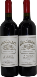 Wendouree Shiraz Mataro 2003 (2x 750mL), Clare Valley. Cork.