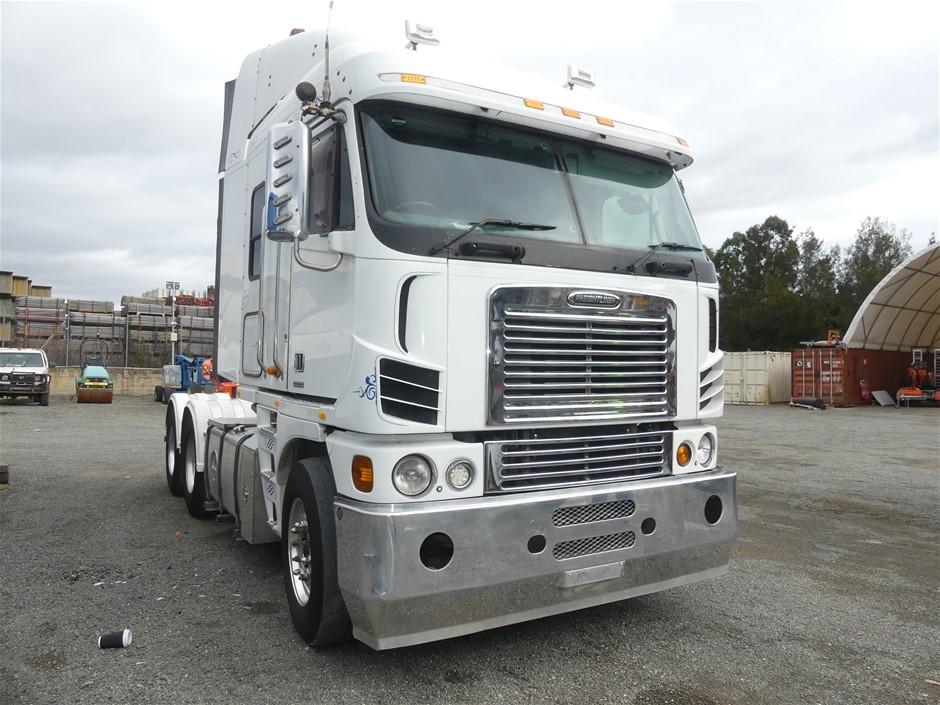 2009 Freightliner Argosy 6 x 4 Prime Mover Truck