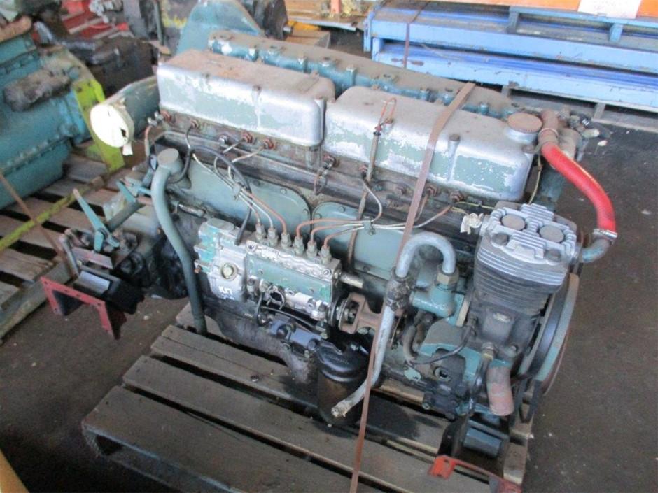 Mercedes Benz OM360 6 Cylinder Diesel Engine