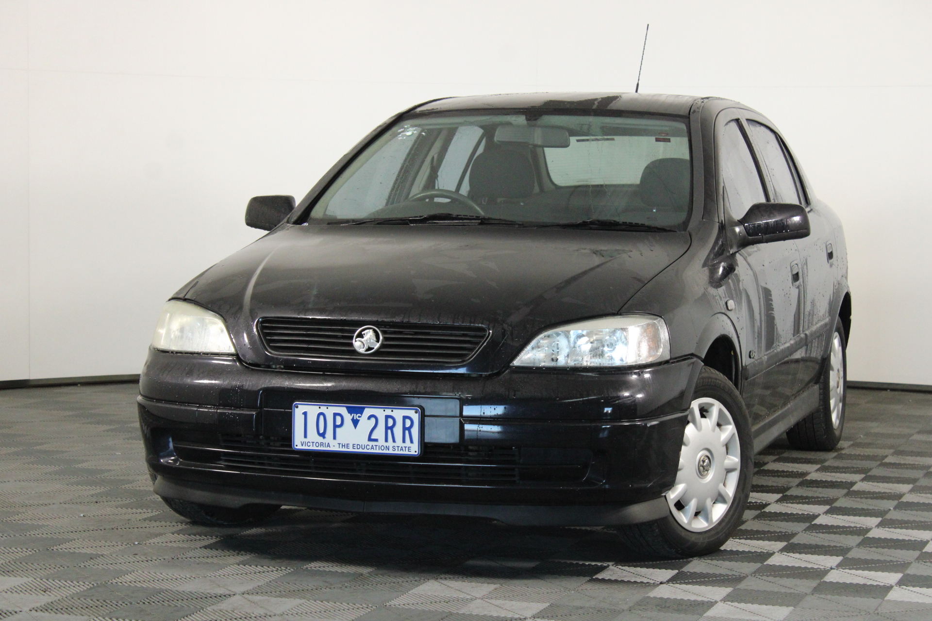 2004 Holden Astra City TS Manual Hatchback