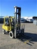 2014 Hyster H3.5FT