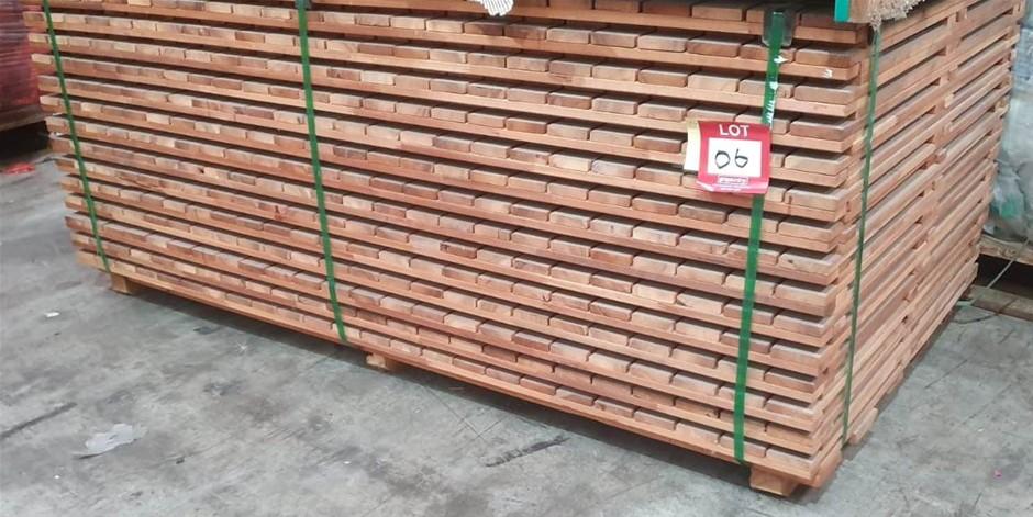 900x1800 Hardwood Premade Panels.