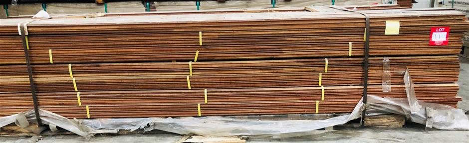 150x15 Prefinish hardwood FJl Flooring. Around 90 m2