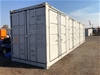 Unused 40ft High Cube Side Opening Container