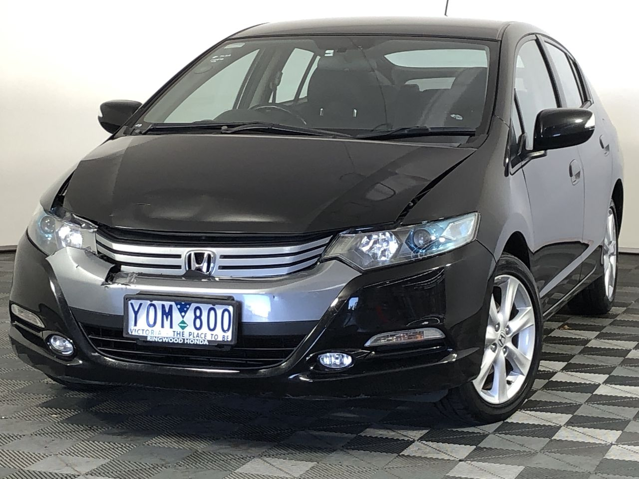 2011 Honda INSIGHT VTi-L HYBRID 2ND GEN CVT Hatchback