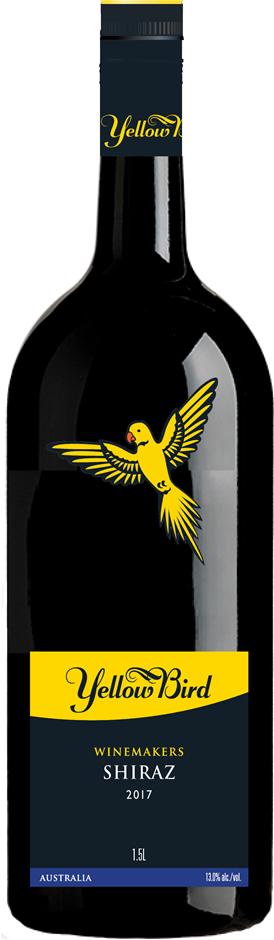 Yellow Bird Shiraz 2017 (6 x 1.5L) SEA