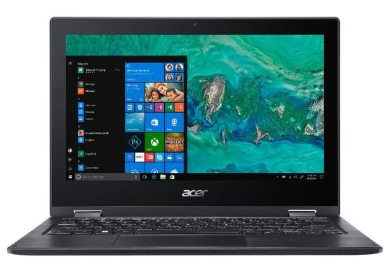 """Acer Spin 1 2-in-1 11.6"""" Laptop (NX.H0USA.007)"""