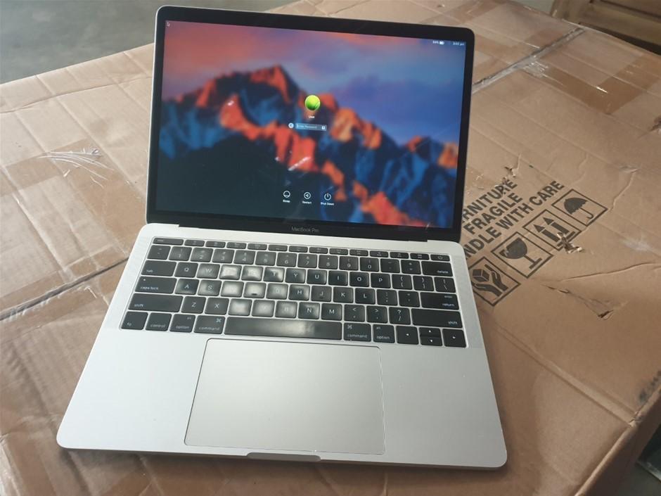 """Macbook Air 13.3"""" Laptop 8GB (MQD32) Silver"""
