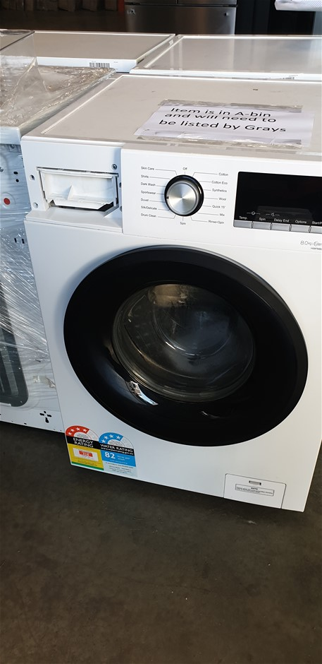 Hisense 8kg Front Load Washing Machine