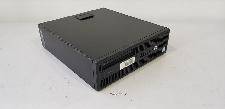 Hp ProDesk 600 G2 SFF Desktop Pc ( T6T94PA )