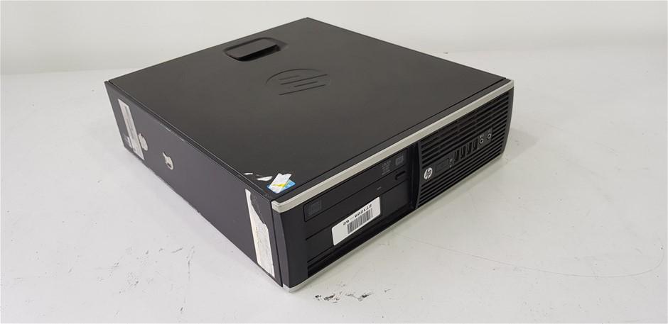 Hp Compaq Pro 6300 SFF Desktop Pc ( C4K14PA )