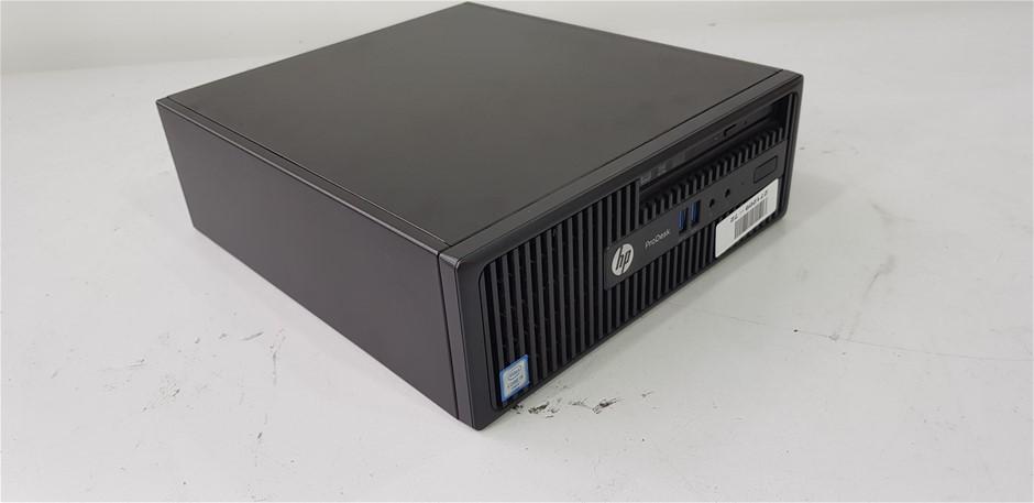 Hp ProDesk 600 G3 SFF Desktop Business Pc ( T9Z09PA )