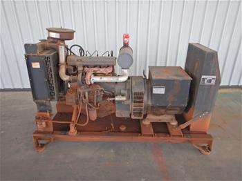 2013 HPD-40 50KVA Industrial Generator