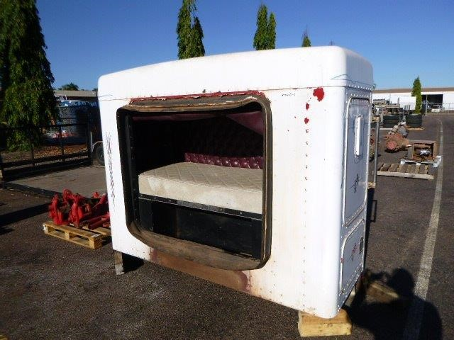 Truck Bed/Sleeper Cab