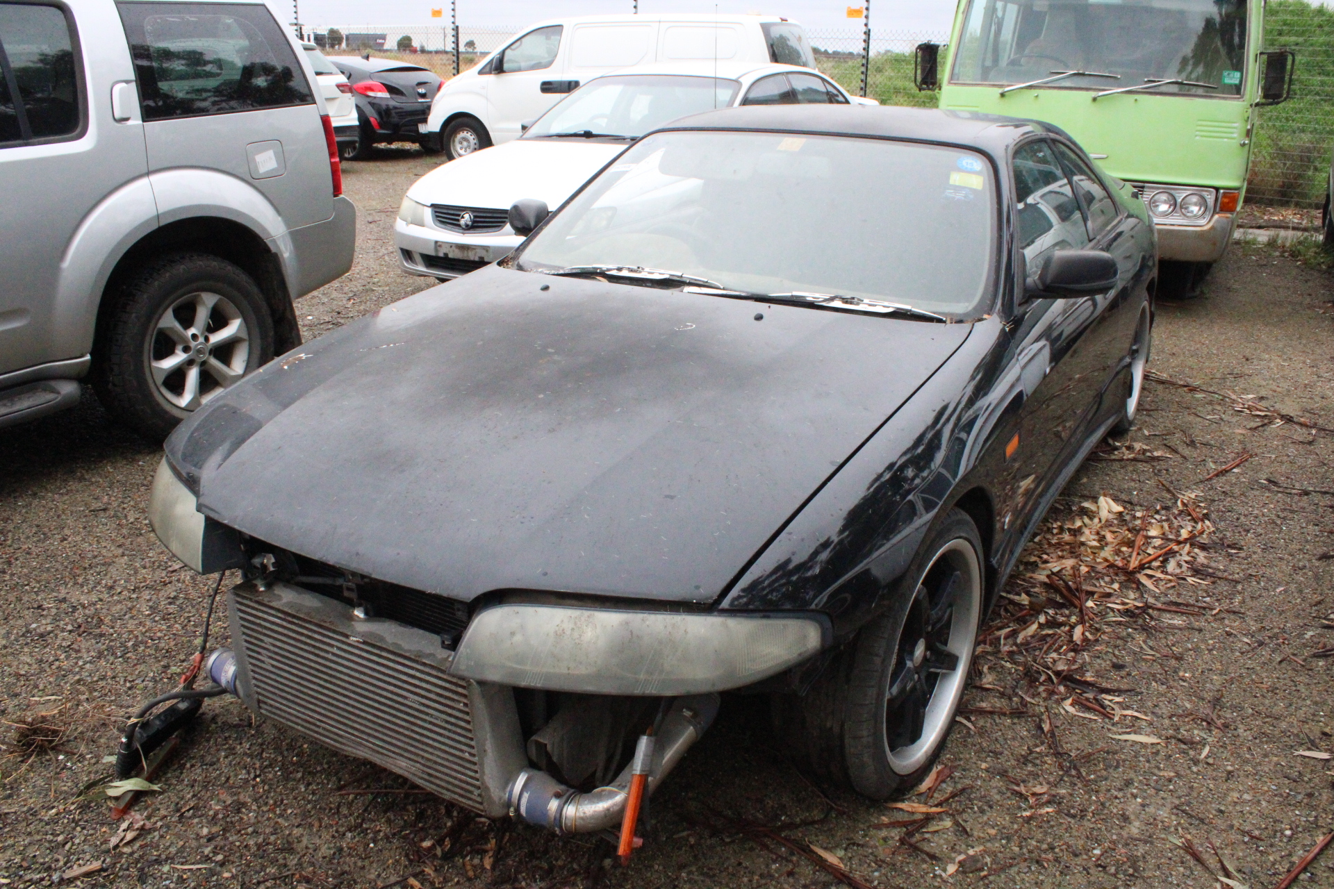 2002 Nissan Skyline RB25DET RB25 Automatic Coupe SALVAGE